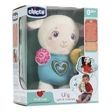 Chicco | First Love Lilly Sheep soft toy