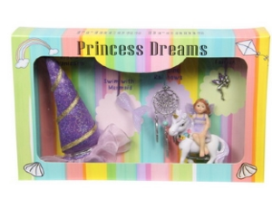 Princess Dreams Unicorn pack - purple
