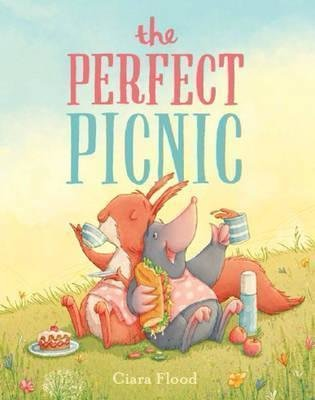 The Perfect Picnic Hard cover Book