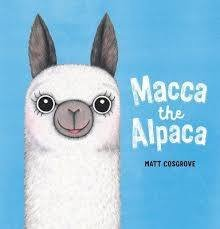 Macca The Alpaca Hardcover