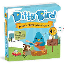 Ditty Bird | Instrumental Childrens Songs Book