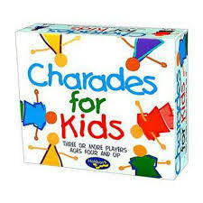 Charades for Kids Game | Holdson