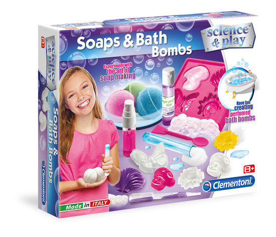Soaps and Bath Bombs