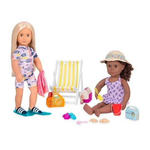 Our Generation Accessory - Deluxe Beach Set