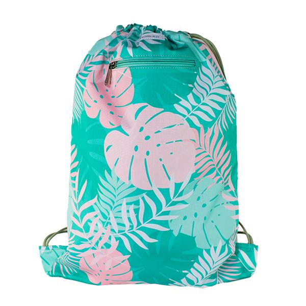 School Buzz | Swim Bag- Botanical Bliss