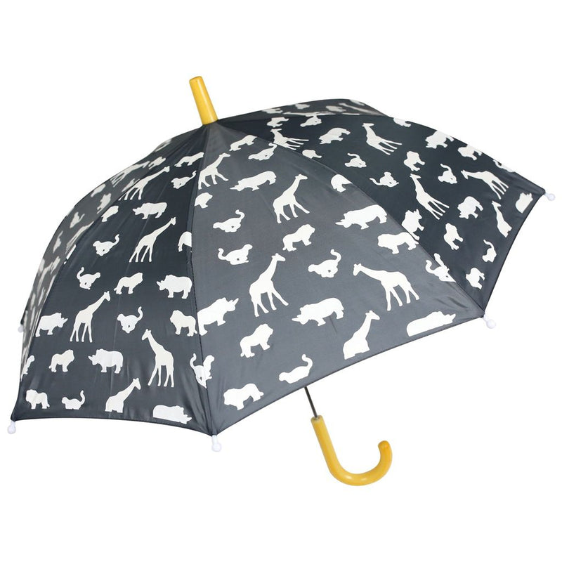 Korango | Safari Colour changing Umbrella | Grey