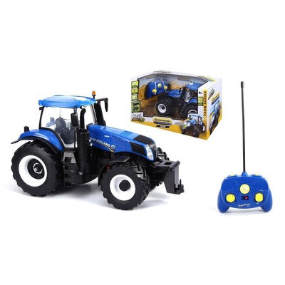 MAISTO TECH NEW HOLLAND TRACTOR RC
