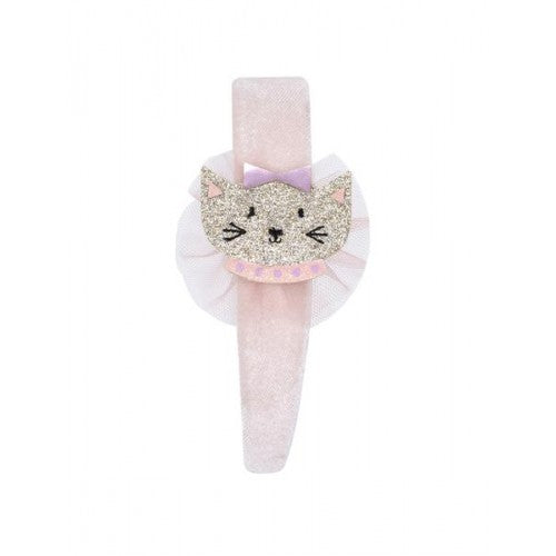 Billy Loves Audrey | Well Dressed Cat Velvet Alice Headband