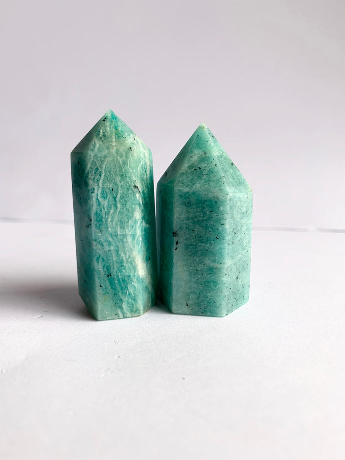 Amazonite Tower 4-5cm