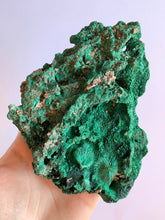 Load image into Gallery viewer, Natural Silky Malachite
