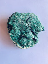 Load image into Gallery viewer, Natural Green Fuchsite with Blue Kyanite