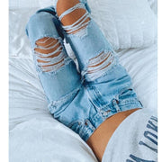Women'S Loose Casual Jeans
