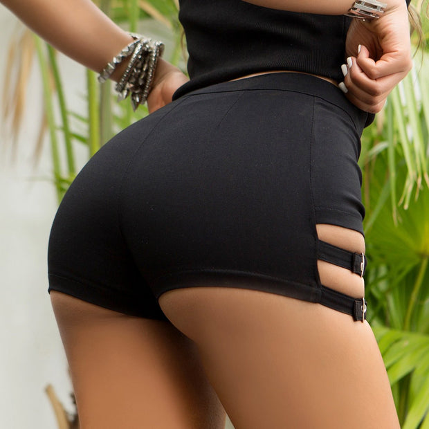 Sexy stretch shorts