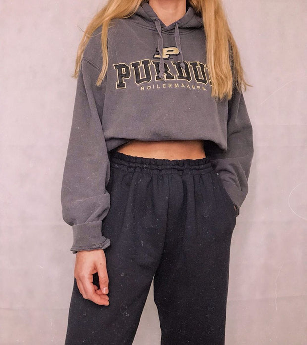 Woman Fashion Letter Print Loose Sweatshirts