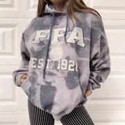 Womens Fashion Casual Loose Sweatshirt RY53