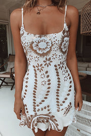 Women Sexy Sling Print Short Summer mini Dress