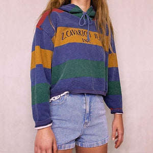 Womens Fashion Color Sweatshirt RY53