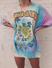 Women Vintage Grateful Dead T-shirt