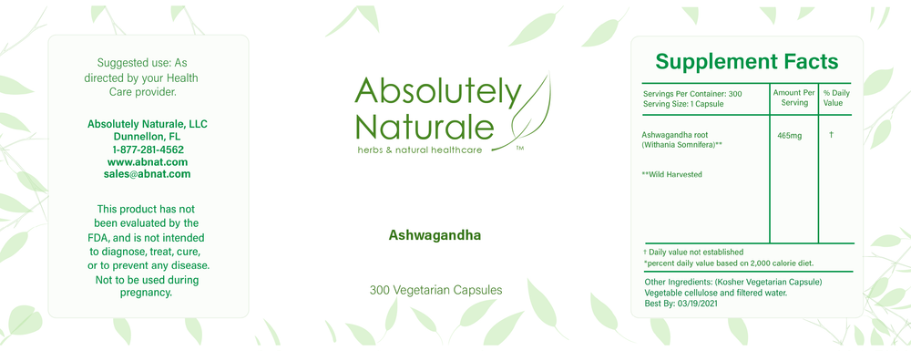 Ashwagandha is an ancient medicinal herb that originated in India and is a staple of Ayurveda medicine. It has been said to help with many body functions and conditions such as diabetes, men's health issues, mental health, and hormonal dysfunction.