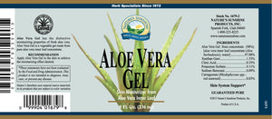 The gel from the spiny grey-green leaves of the Aloe vera plant soothes sunburns, skin irritations, insect bites and dry skin.
