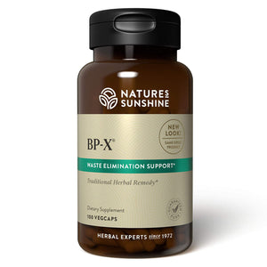 BP-X formula helps support intestinal, digestive and hepatic health as it assists with liver, gallbladder and bowel functions.
