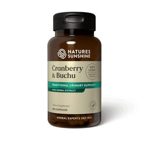 Cranberry & Buchu Concentrate is specially formulated to support urinary tract health.