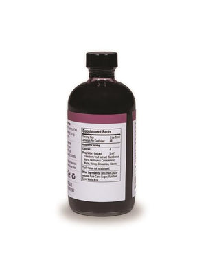 Elderberry Wellness Syrup combines the healing powers of Elderberry, Honey, Cloves, and Cinnamon.