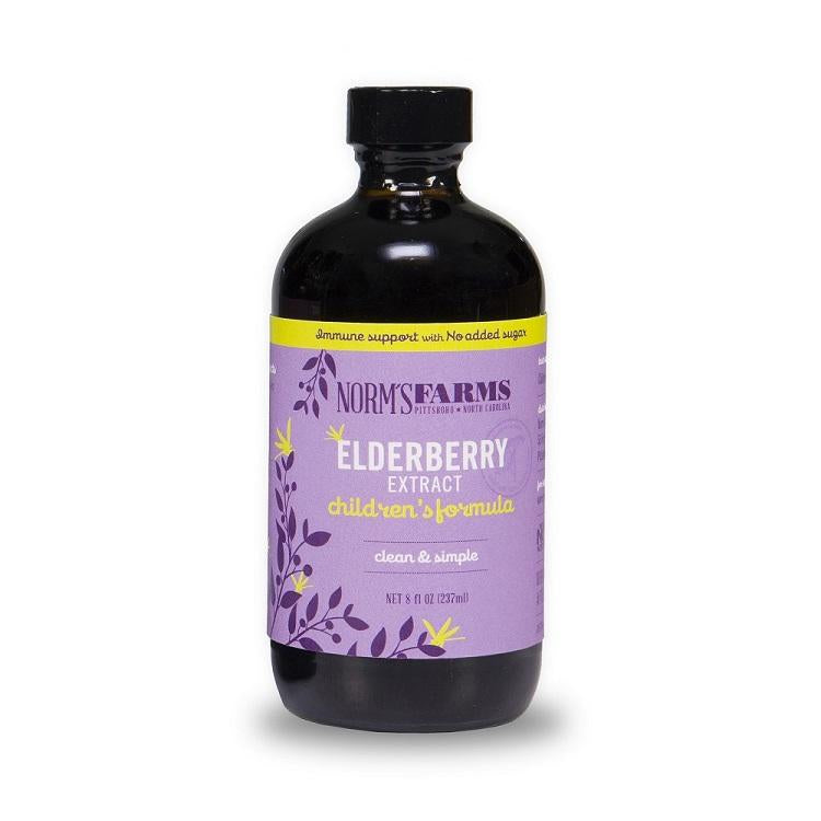 Elderberry Extract Children's Formula (8 fl oz.)