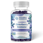 Children's Elderberry Immune (60 soft chews)