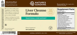 Load image into Gallery viewer, Liver Cleanse Formula (100 caps)