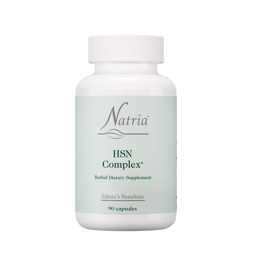 Nature's Sunshine HSN Complex provides the nutrients essential for healthy hair, skin and nails.