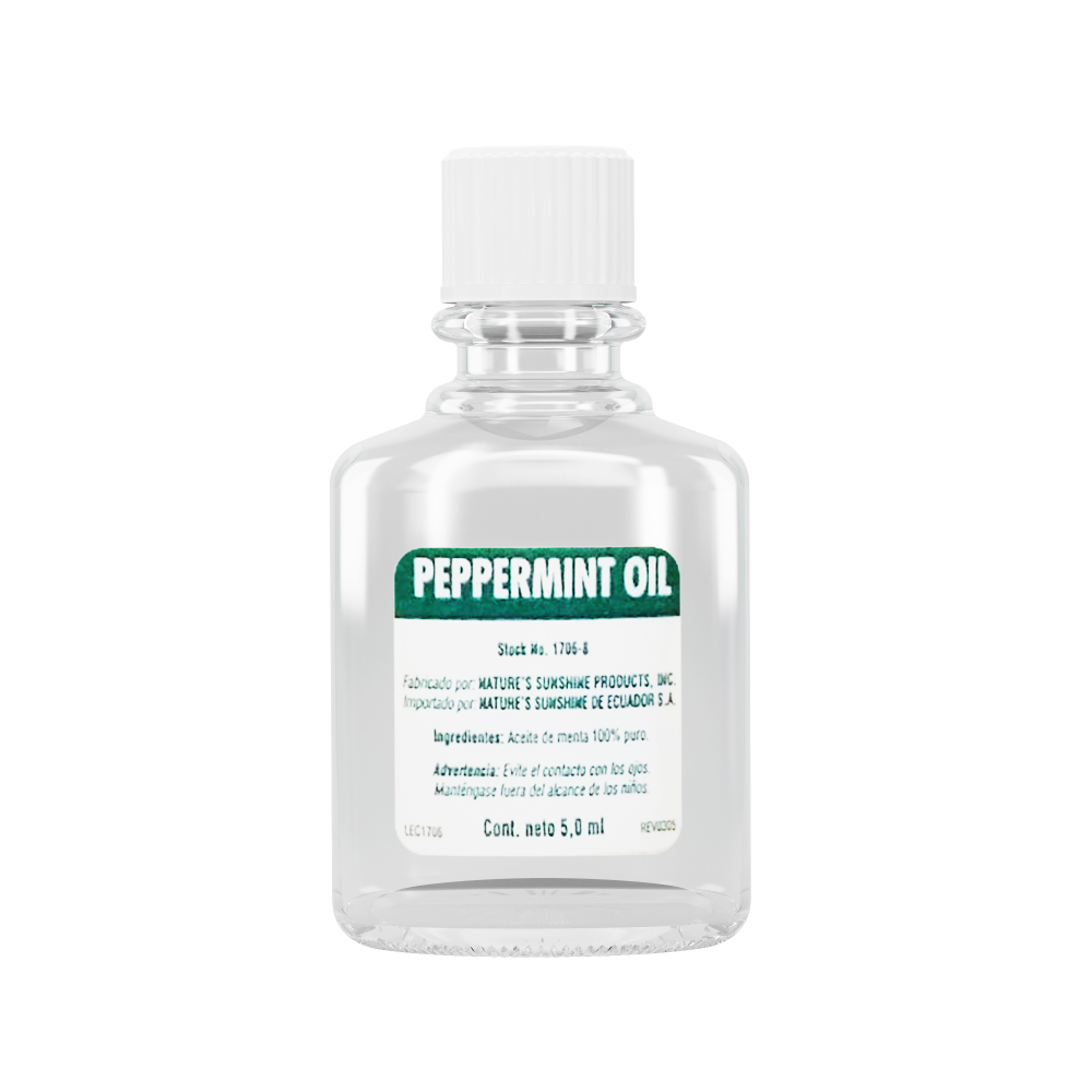 Peppermint Oil (0.17 fl. oz.)