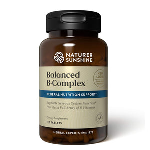 Get your B vitamins! Support digestion and nervous system health with this vegetarian-friendly supplement.