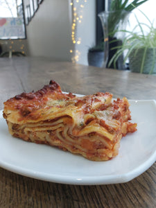 Lasagna Family Dinner 24 Hour Notice