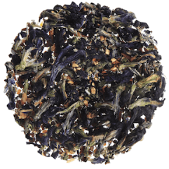 Organic Blue Chai Loose Leaf Tea 40G