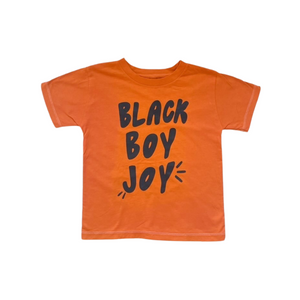 Black Boy Joy Kids Zeaink Collab T-Shirt