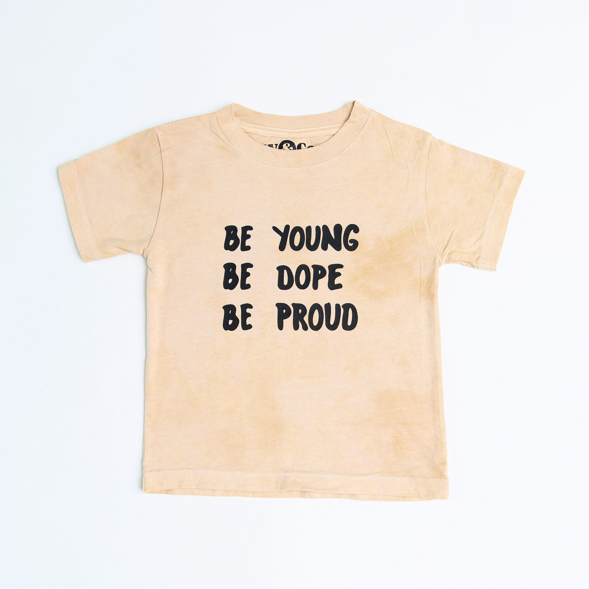 Be Young Be Dope Kids T-Shirt