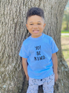 Yo! Be Kind Kids T-Shirt