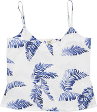 Load image into Gallery viewer, Hand Leaf print camisole