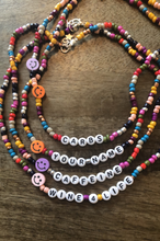 Load image into Gallery viewer, Your name beaded necklace