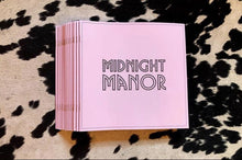 Load image into Gallery viewer, Signed Midnight Manor Vinyl Insert