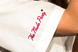 The Nude Party X Peels, Sleeve Detail