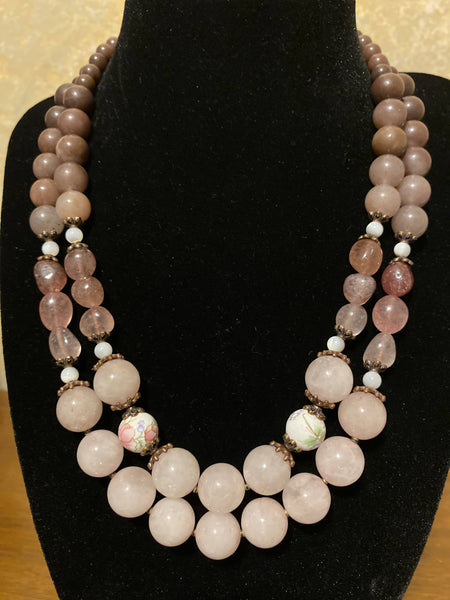 Cherry Blossom - Necklace