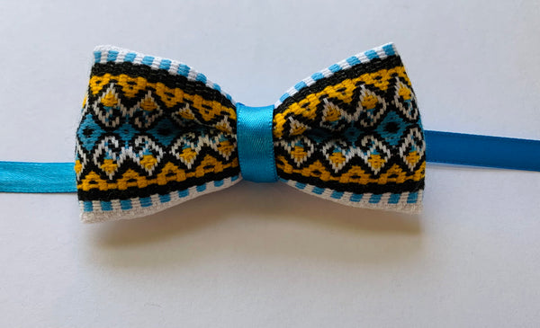 Ukrainian Bow ties for kids and adults