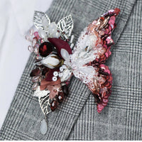 "Brooch Butterfly ""Letisia"""