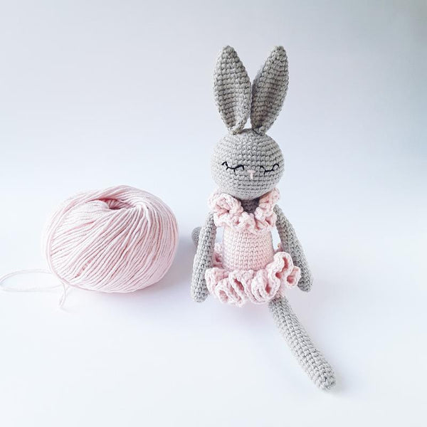 Crochet Girl Bunny