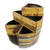 Wine Barrel Minibar - Free Shipping
