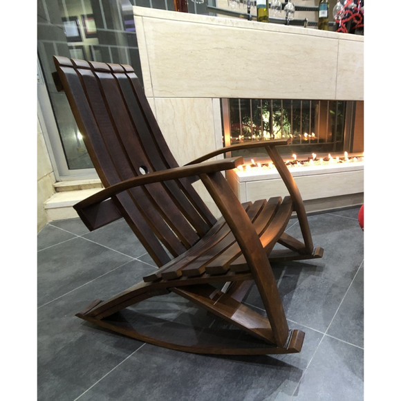 Adirondack Rocking Chair - Free Shipping