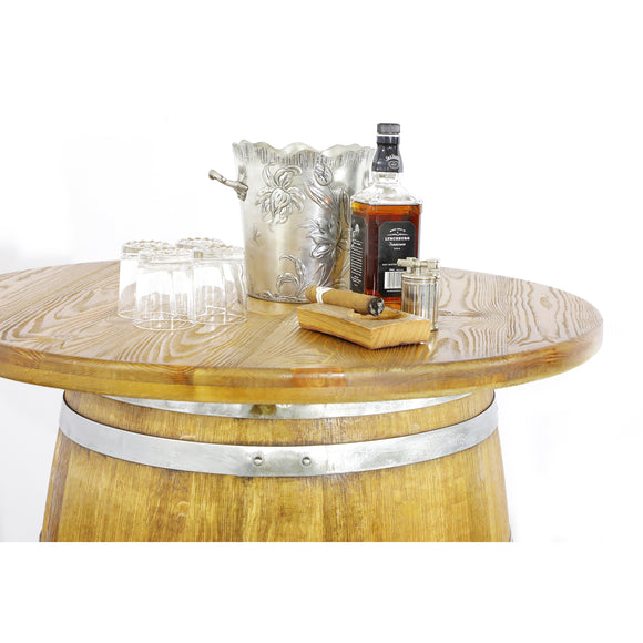 Round Solid Wood Top Only - Free Shipping