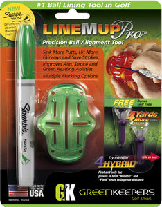 LINEMUP PRO (Green)